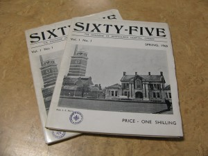 Sixty Five magazine