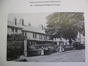Welsh Metropolitan Military Hospital Cottages