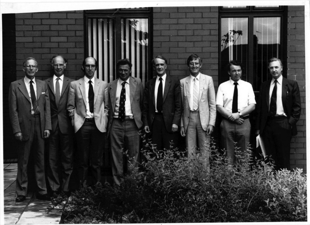 A Group of Psychiatrists