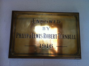 Philip & Lewis Robert Turnbull