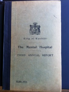 Third Annual Report 1910