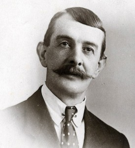 Richard Berry during the 1920ies