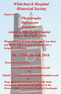 Appeal for Photos and Artefacts